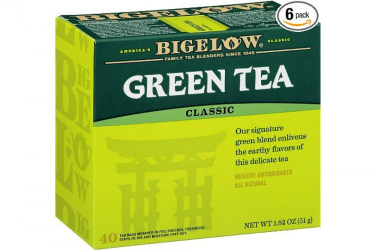 Bigelow Green Tea Review