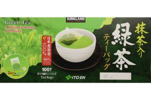 Kirkland Ito En Matcha Blend Japanese Green Tea Review