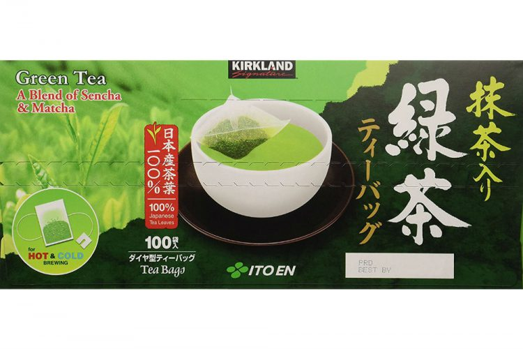 Benefits Kirkland Ito En Matcha Green Tea Bags Review