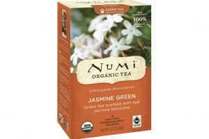 Numi Organic Jasmine Green Tea Review