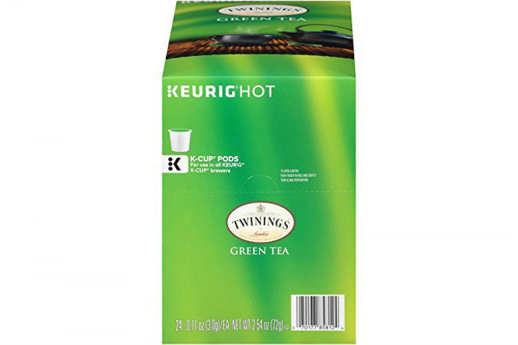 Dupe for Starbucks' Matcha Latte? Twinings Green Tea Keurig K Cups Review